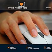 loveisrespect.org Redesign
